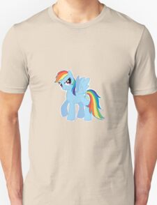 Rainbow Dash (Drawn) T-Shirt