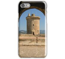 Castell de Bellver iPhone Case/Skin