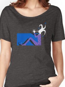 Long nose - acrylic Women's Relaxed Fit T-Shirt