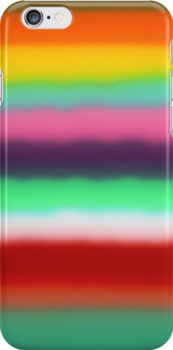 Rainbow iphone case by rupydetequila