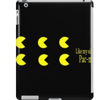 Pac-Man Pun Design iPad Case/Skin