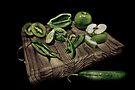 Greens  by Pene Stevens