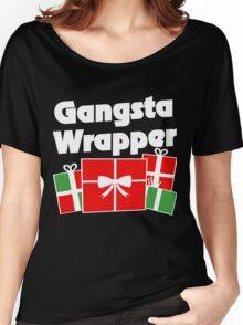 Gangsta wrapper Women's Relaxed Fit T-Shirt