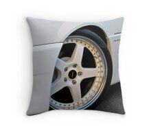 VL Bathurst Simmons Wheels Throw Pillow