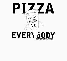 Angry Pizza vs Everybody Unisex T-Shirt