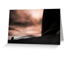 Sydney Icons Greeting Card