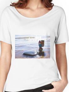 Beach Water Roy Women's Relaxed Fit T-Shirt