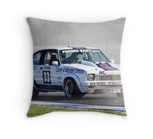 Forbes Bartlett Torana Near Miss Throw Pillow