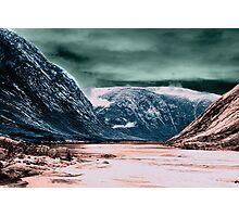 Norwegian Landscape I Photographic Print