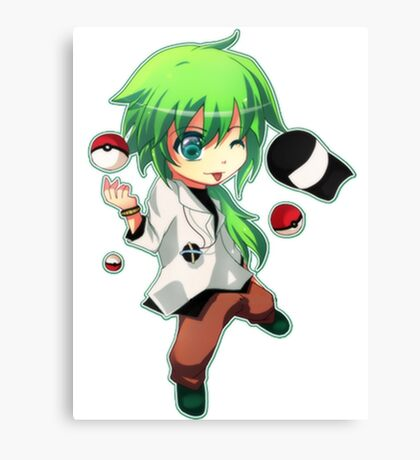 Pokemon - Pokemon Trainer Canvas Print