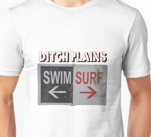 Ditch Plains Unisex T-Shirt