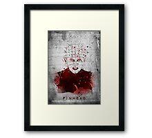 Pinhead Framed Print