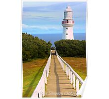Cape Otway Lighthouse Poster