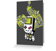 Pixel Dreams Greeting Card
