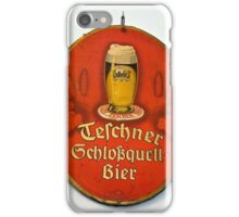 The good old beer... iPhone Case/Skin