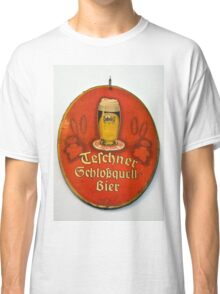 The good old beer... Classic T-Shirt