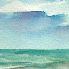 Seascape Skies IPhone by Rosie Brown