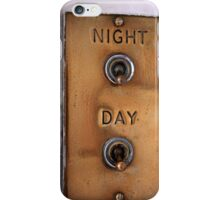 NIGHT DAY iPhone Case/Skin