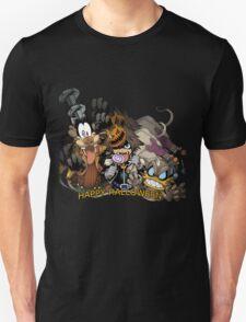 Kingdom Hearts - Happy Halloween! Unisex T-Shirt