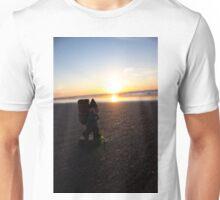 Setting Sky Gnome Unisex T-Shirt