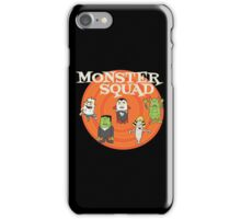 Monster Squad iPhone Case/Skin