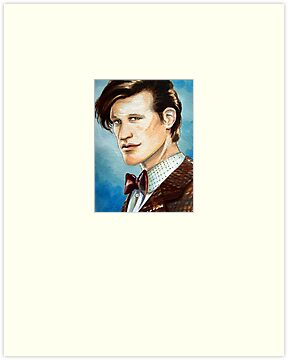 Matt Smith by debzandbex