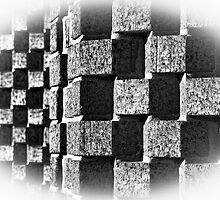Blocked Wall by Marilyn Cornwell