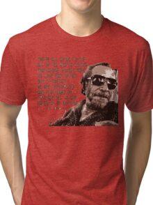 Bukowski Tri-blend T-Shirt