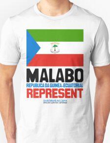 Guinea Ecuatorial. Represent T-Shirt