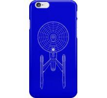 Enterprise Spaceship (Star Trek) iPhone Case/Skin