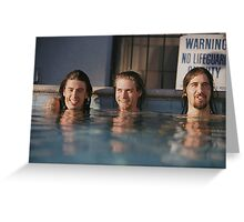 Nevermind Greeting Card
