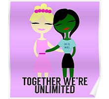Together We're Unlimited Poster