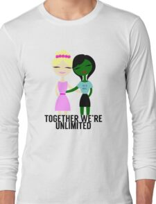 Together We're Unlimited Long Sleeve T-Shirt