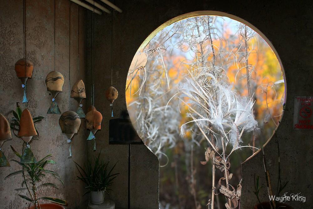 A Fall Through the Keyhole by Wayne King