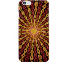 Glowing Xmas iPhone Case/Skin