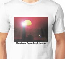 Montauk Point Lighthouse Unisex T-Shirt