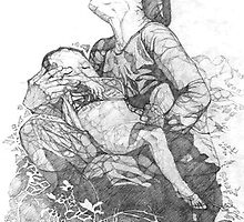 A Mother's Pain by Karen Clark