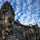 Angkor Wat - Siem Reap, Cambodia by Cameron Christie