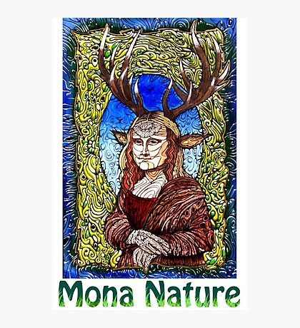 The Mona Nature Photographic Print