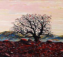 """""""Tree in the desert""""   by Elin Bogomolnik"""