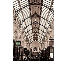 Royal Arcade 2 Photographic Print