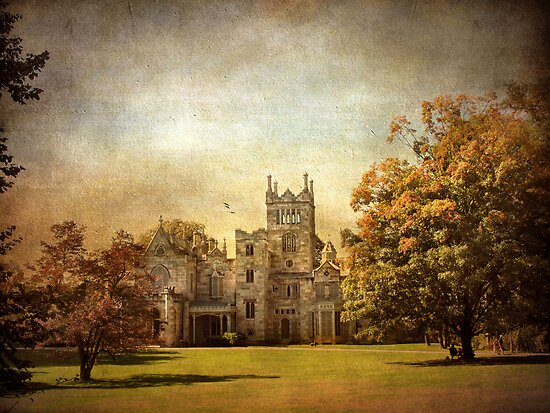 Autumn at Lyndhurst by Jessica Jenney