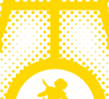 Sailor Uranus (Yellow) Sticker