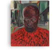 """Soldier""  Canvas Print"
