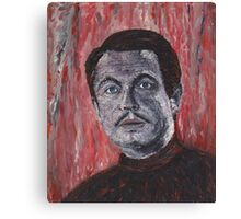 """""""Schoolteacher""""  Canvas Print"""