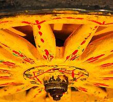 Calesa Wheel by Charlie Oracion