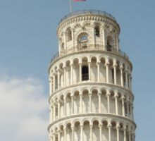 Leaning Tower of Pisa - Italy Sticker