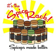 The Spice Rack! by NPCcosplay