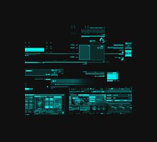 cyber design Unisex T-Shirt