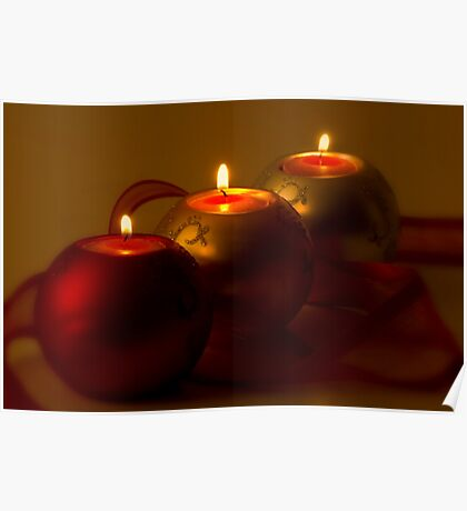 A Quiet December Evening Poster